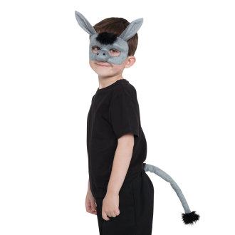 Bristol Novelty Childrens/Kids Donkey Set