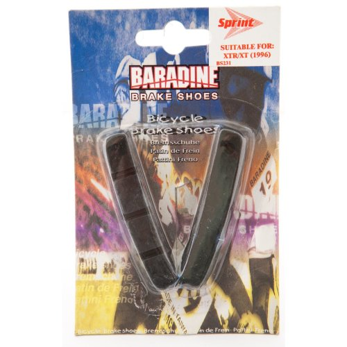 SPRINT V-BRAKE CANTILEVER Bike BRAKE SHOES REPLACEMENT PADS Direction Sensitive
