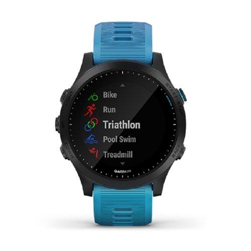 Garmin Forerunner 945 GPS Running/Triathlon Smartwatch - Blue (010-02063-71) (Eng Only)