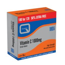 Quest  Vitamin C 1000Mg - Extra Fill 120 60s