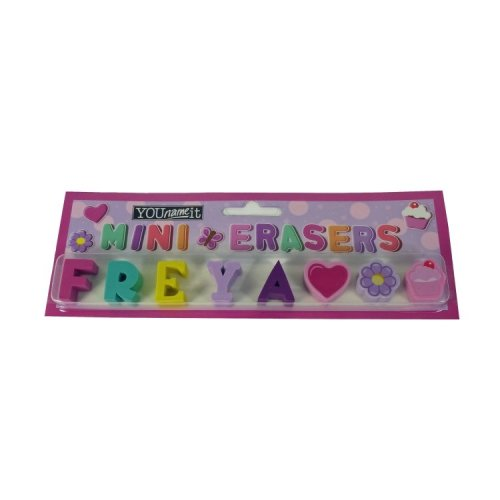 Childrens Mini Erasers - Freya