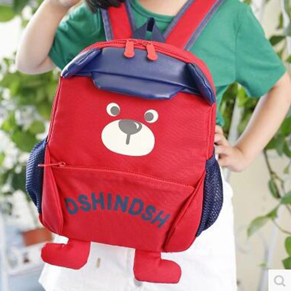 55731d49816d7 ... Stuents Comfort Shoulder Bag Cartoon Backpack Boys And Girls Lovely  Design Color School backpack,#
