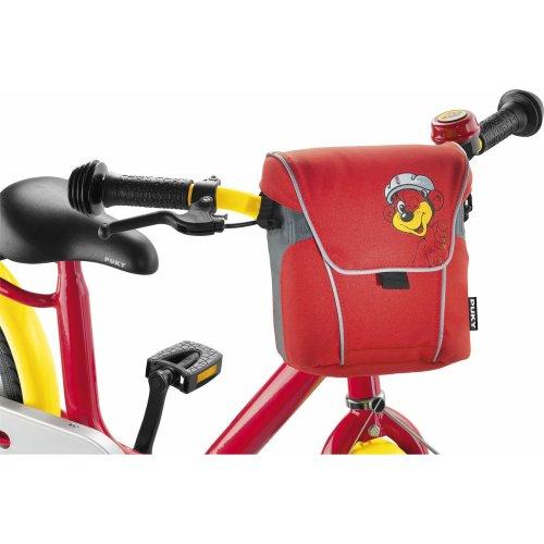 Puky 9723 Handlebar & Shoulder Bag (Red)