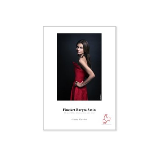 Hahnemuhle FineArt Baryta Satin 300gsm A4 (25 Sheets)