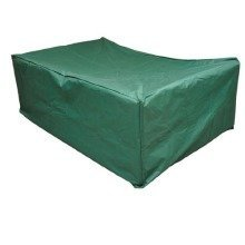 Outsunny Uv Rain Protective Rattan Furniture Cover for Wicker Rattan 205x145x70cm