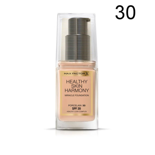 Max Factor Healthy Skin Harmony Miracle Foundation - Various Shades