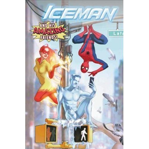 Iceman Vol. 3: Amazing Friends