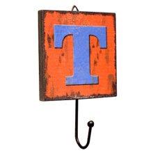 Creative Retro Style Wall Hooks Wood Material T-shaped Decorative Hook