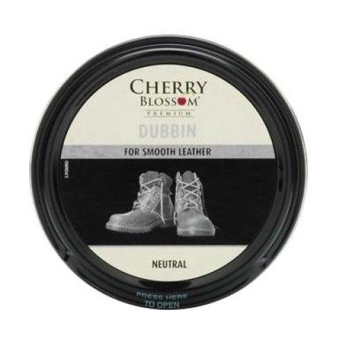 100ml Cherry Blossom Neutral Dubbin - Premium Smooth Leather -  cherry blossom dubbin premium neutral smooth leather