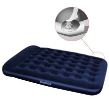 Bestway Inflatable Airbed with Built-in Foot Pump 203x152x28cm 67226