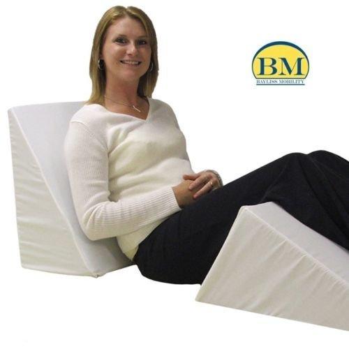 MULTI WAY BED WEDGE BACK OR LEG SUPPORT MATTRESS TILTER
