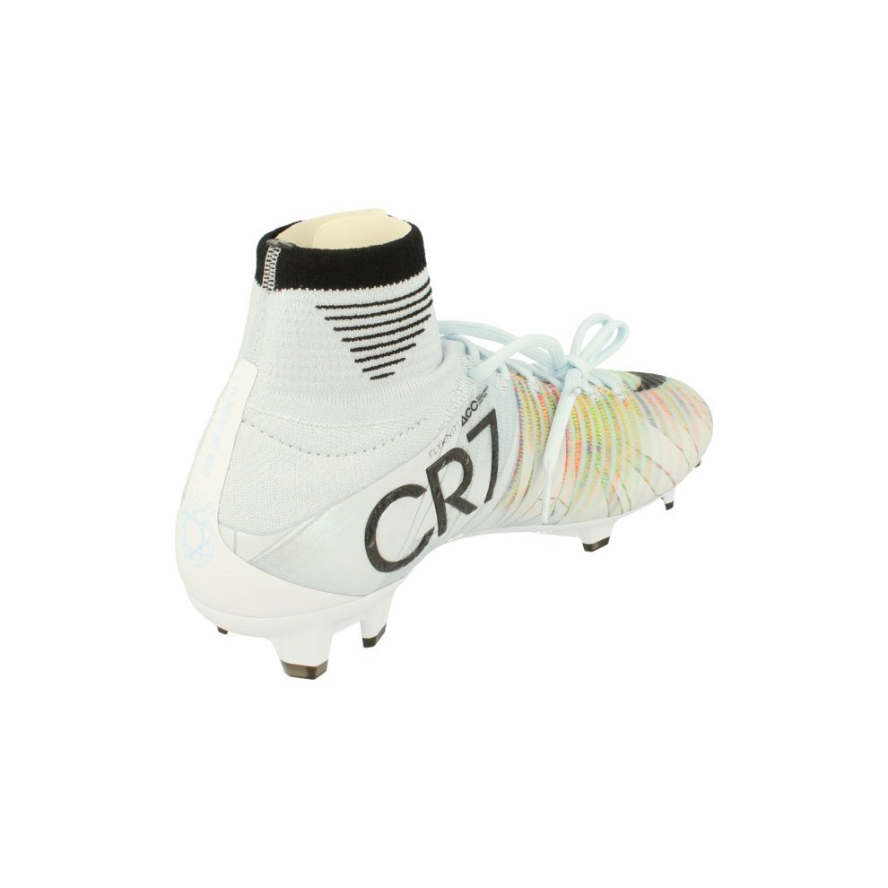 011d94dc444 ... Nike Junior Mercurial Superfly V Cr7 Df FG Football Boots 922586 Soccer  Cleats - 2 ...