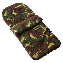 Fleece Footmuff Compatible With Obaby Atlas - Camouflage