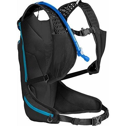 CamelBak Octane XCT 70 Crux Reservoir Hydration Pack Black Atomic Blue 2 L 70 oz
