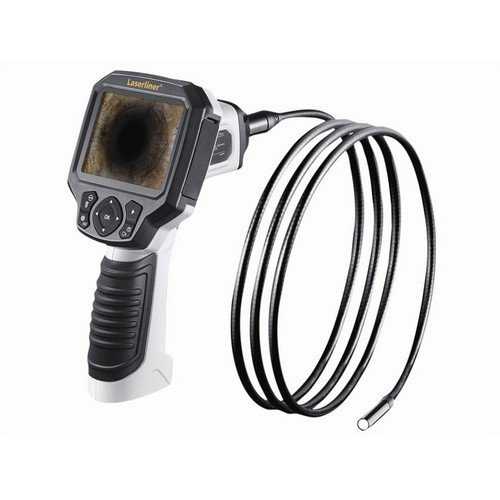Laserliner 082.254A VideoScope Plus - Recordable Inspection Camera 2m