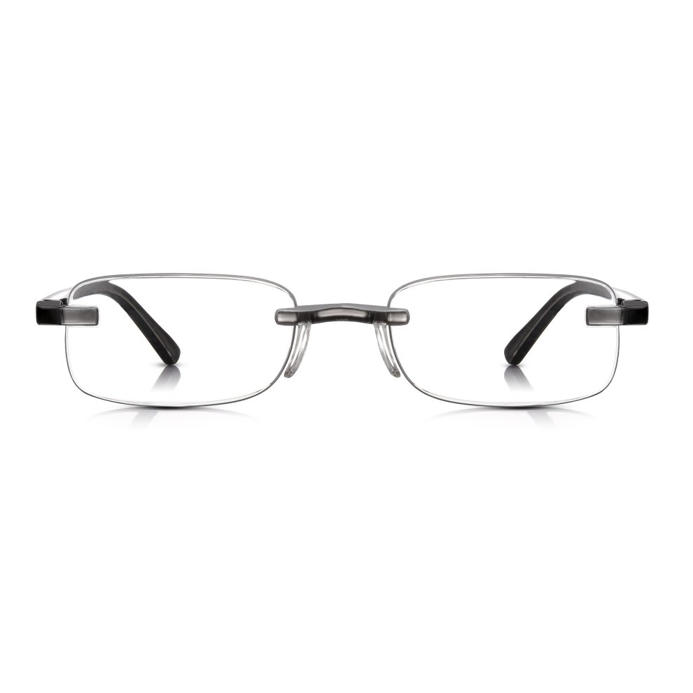6424e6a33e5 ... Read Optics Rimless Reading Glasses 2.50 with New Patented Lens Fixings  to Prevent Breakage  Mens ...