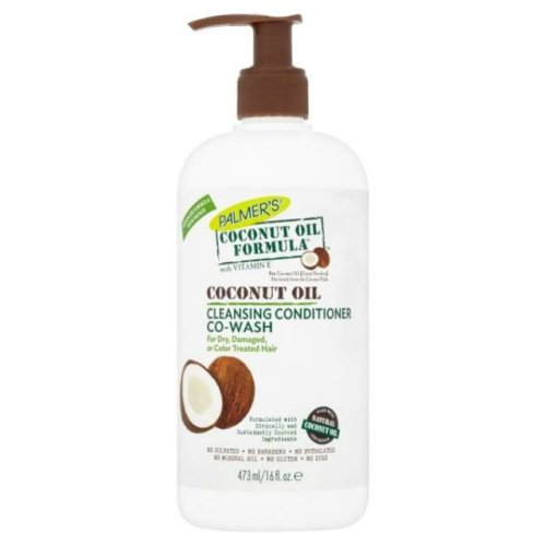 Palmer's Coconut Oil Formula Cleansing Conditioner Co-Wash 473ml