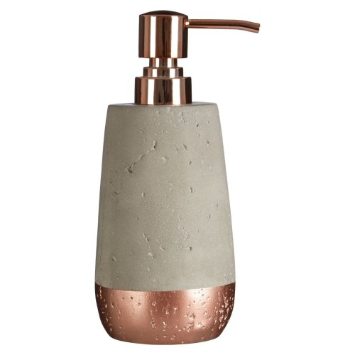 Neptune Copper Lotion & Soap Dispenser 200ml