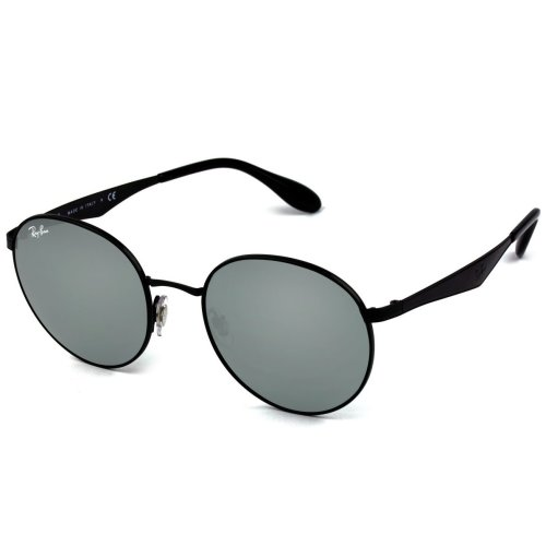 Ray-Ban Grey Lenses Sunglasses RB3537-002/6G-51