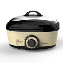 Kitchen M8 8 in 1 Multi Cooker Adjustable Temperature Control (Model No. KM801C)