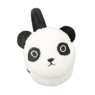 Winter accessory Child Panda Earmuffs Ear warmer plush Warm knit cover  #22