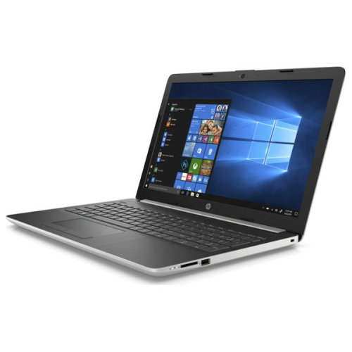 "HP 15-da0511sa 15.6"" Inch Silver Laptop HD Intel Core i3 1 TB HDD + Windows 10"