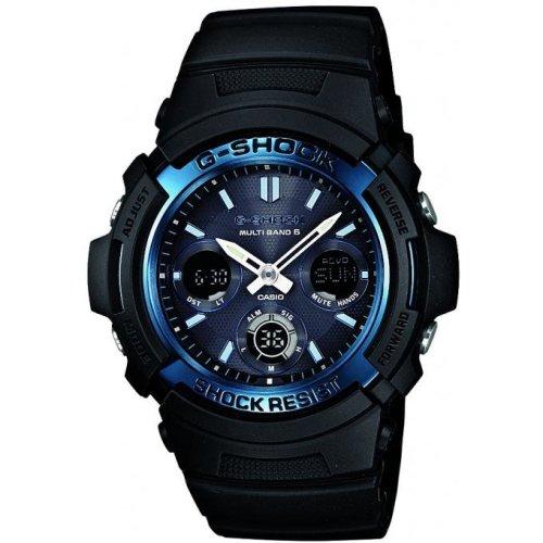Casio G-Shock AWG-M100A-1AER Men