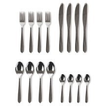 Swan Stainless Steel LOKOM 16 Piece Cutlery Set (Model No. SWKA2061N)