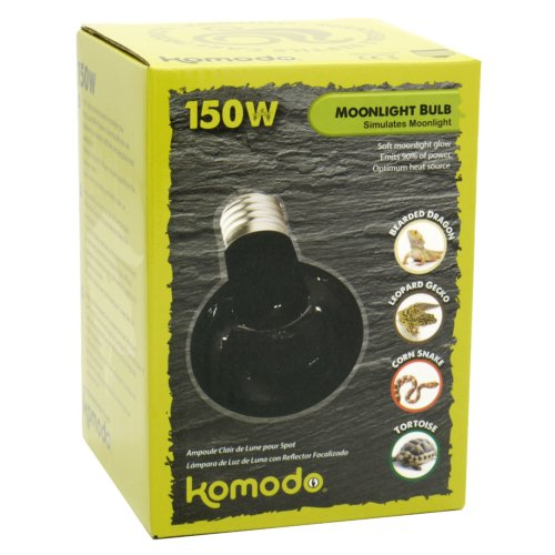Komodo Moonlight Glow Spot Lamp Es 150w