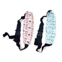2PCS Toddler Safety Car Seat Sleep Nap Aid Baby Kids Head Support Holder Belt