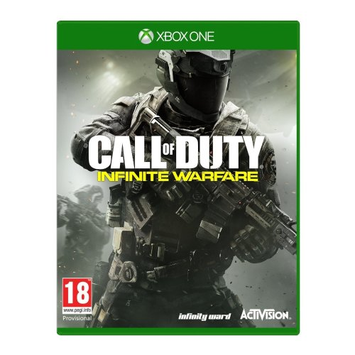Call of Duty Infinite Warfare Microsoft Xbox One Game