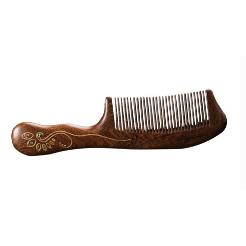 Natural Wooden Comb/Best Choice Of Gift Giving/Chinese Style(Wenge)