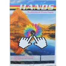 Hands A4 108gsm Self Adhesive Matte Photo Paper