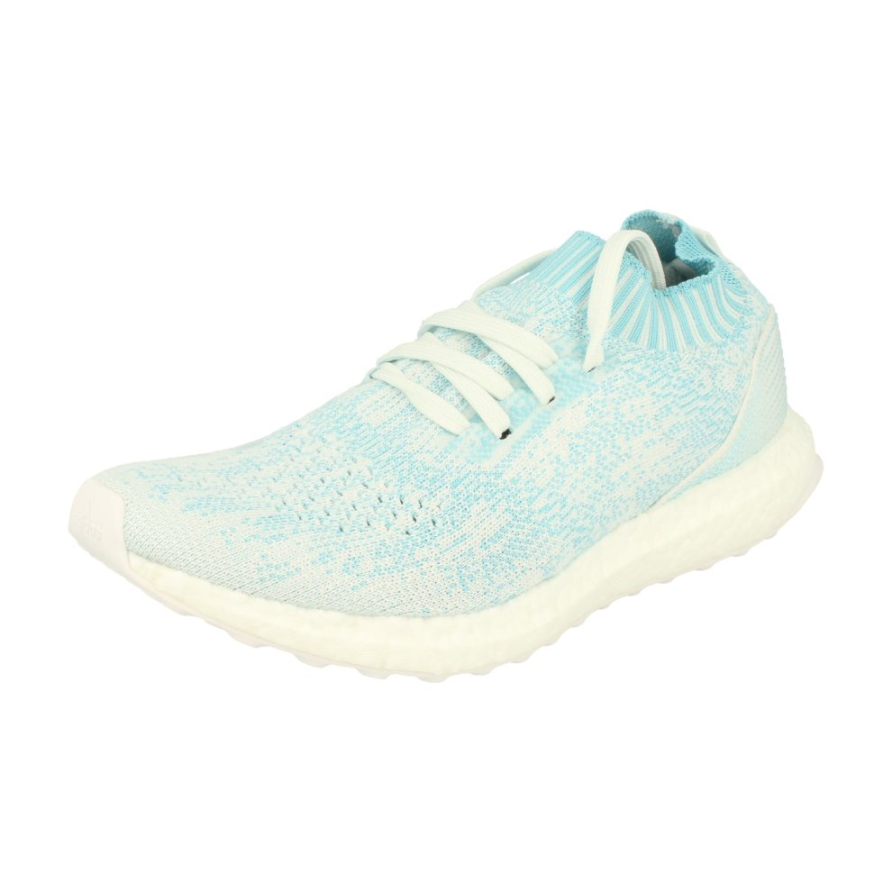 cheaper 92417 46007 Adidas Ultraboost Uncaged Parley Mens Running Trainers