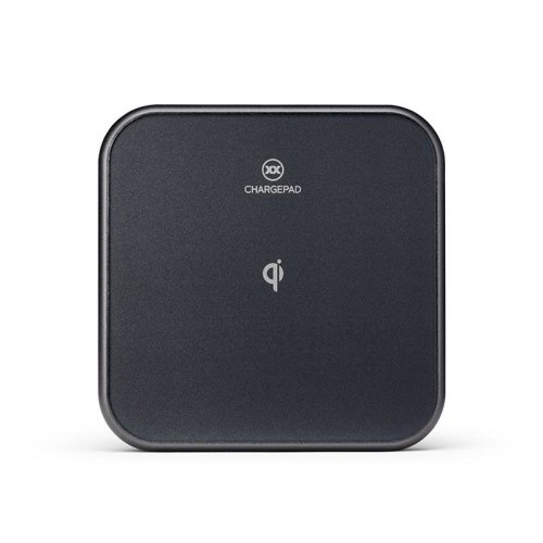 Mixx ChargePad Wireless Charger - Compatible with iPhone, Samsung or any other Qi smartphones