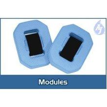 Aqua Jogger AP160 Versa Floats Bouyancy Modules - Blue