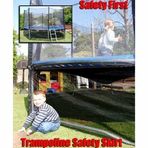Trampoline Safety Skirt For 10 ft Trampoline