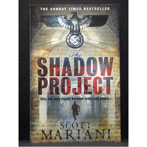The Shadow Project fifth book in the Ben Hope series