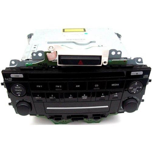 Mazda 6 Radio CD Player Head Unit GP9E66DSX CQ-EM45701A CQ-EM4570AK