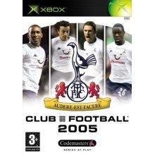 Club Football: Tottenham 2005 (Xbox)