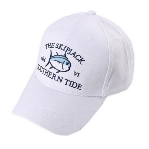 Fish Sports Caps Fashion Caps Ladies Baseball Caps Women Golf Hats White