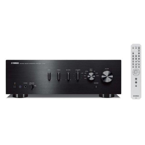Yamaha A-S301 Integrated Amplifier - Black