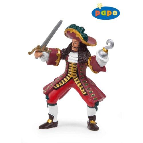 Papo Pirate Captain Figure - 39420 Corsair -  papo captain 39420 pirate figure corsair