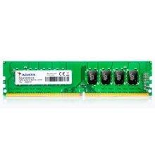 ADATA Premier, DDR4, 4GB, 2133MHz (PC4-17000), CL15, DIMM Memory, 512x16