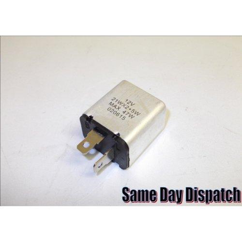 hazard warning flasher unit relay 35053 2 pin square max 47w