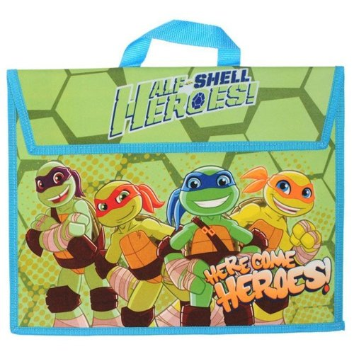 Teenage Mutant Ninja Turtles Book Bag Children's School Bag