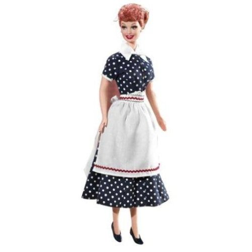 """Barbie as Lucy From """"I Love Lucy"""": Sales Resistance Episode 45"""
