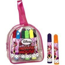 12pc Minnie Mouse Felt Pen Set