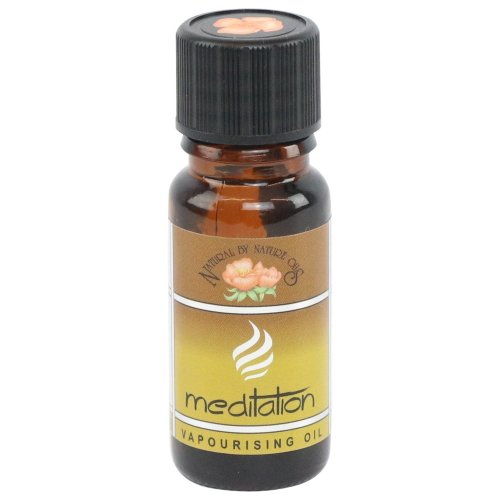 Natural By Nature Oils Meditation Vapourising Oil, 10 ml