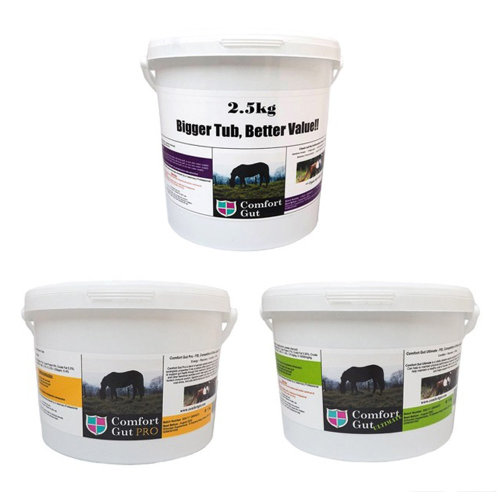 Comfort Gut Horse Supplement, Special, Ultimate & Pro for Race Horses & Ponies